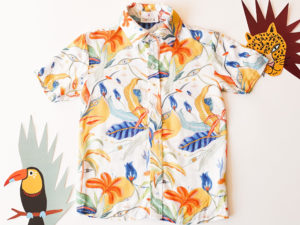 Camisa Olhares